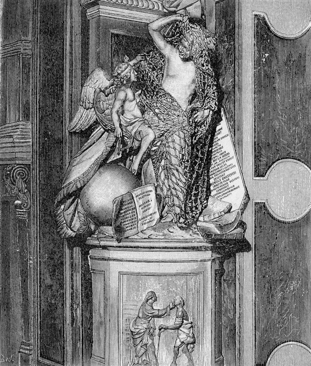 Il Disinganno Francesco Queirolo 1753-54