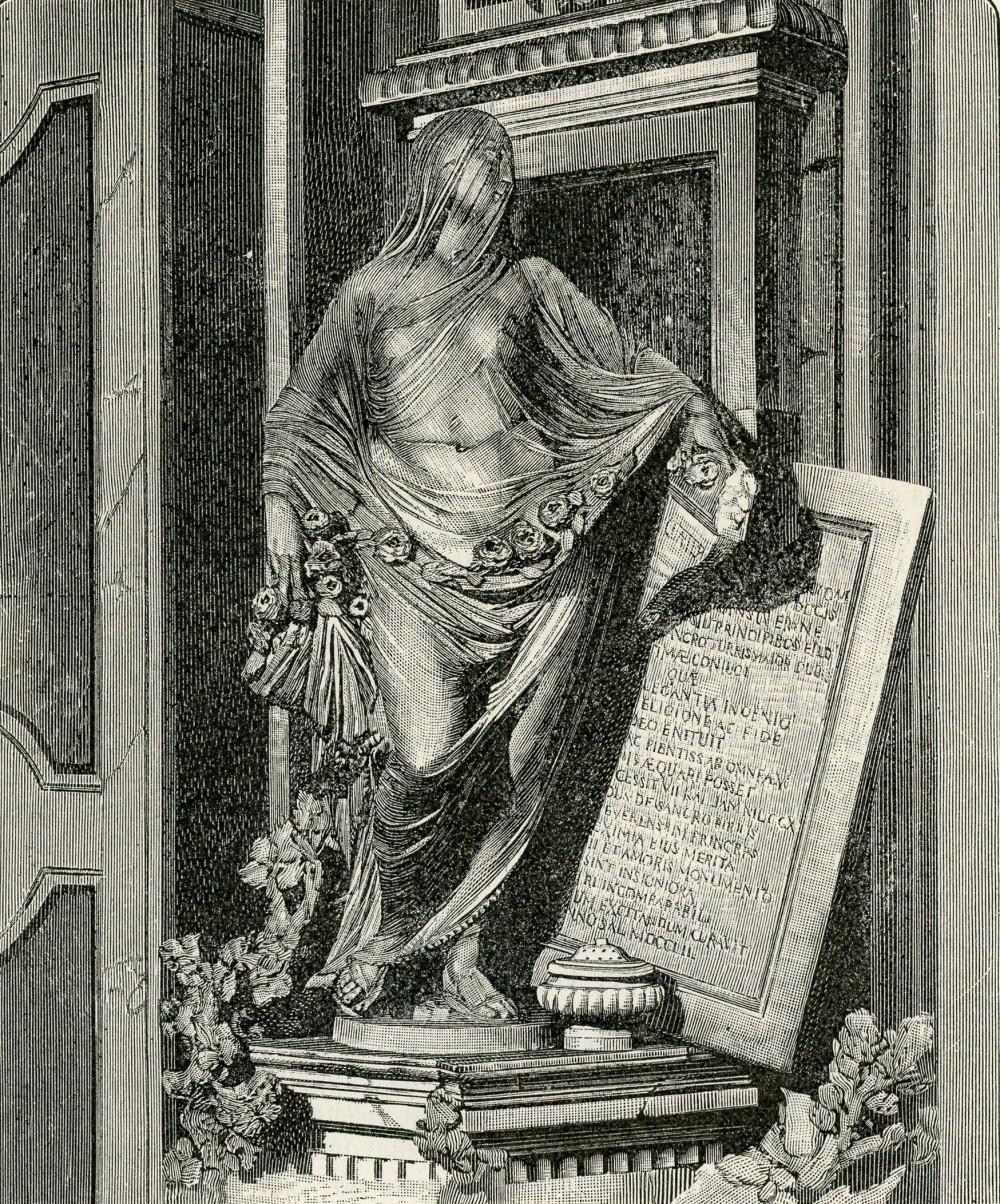La Pudicizia - Antonio Corradini