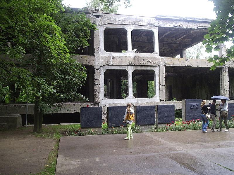 Westerplatte koszary1
