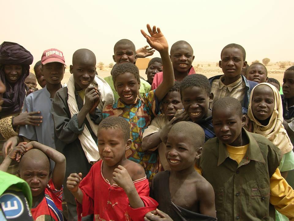 Bambini del Mali