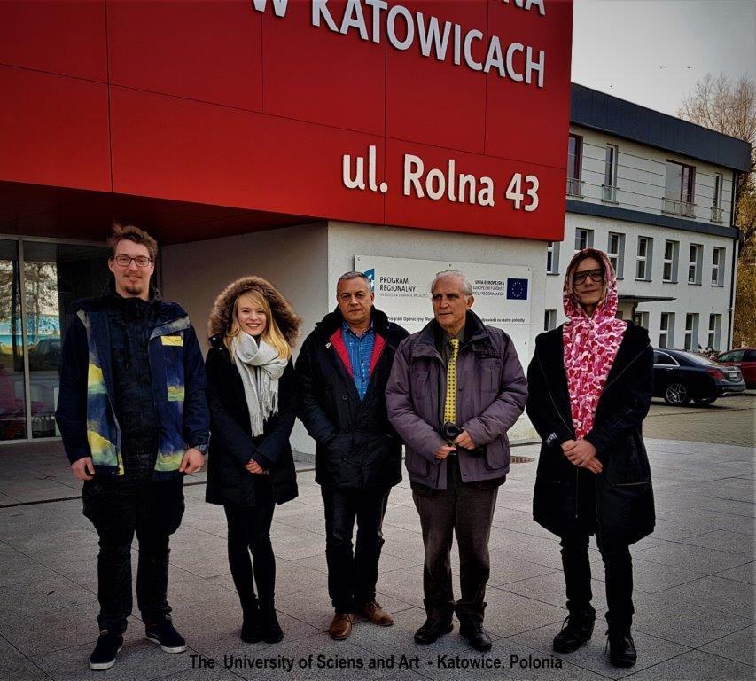 Accademia di Moda e Design - Katowice2
