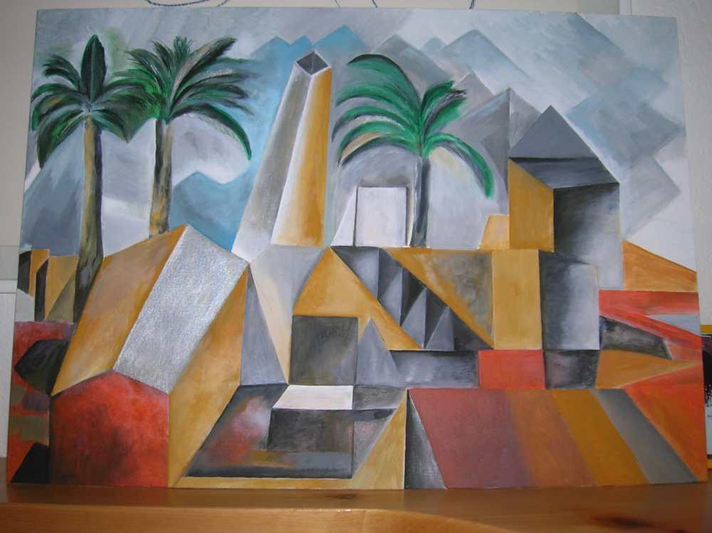 Picasso - Fabbrica di mattoni
