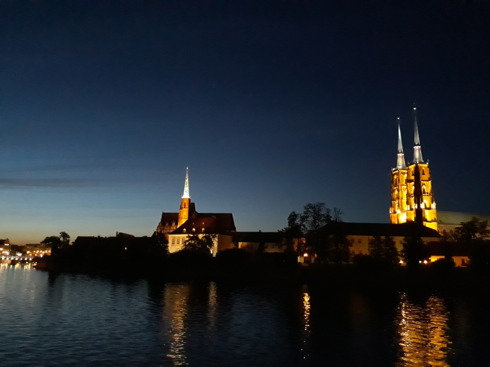 Wroclaw Notte